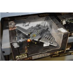 New in box 1:32nd scale Forces of Valor die cast US P-51D Mustang
