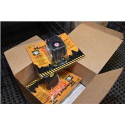 Box of four alarmed gun locks