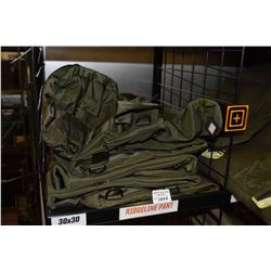 Ten brand new US military ammunition bags
