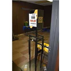 511 Tactical Gear clothing displays