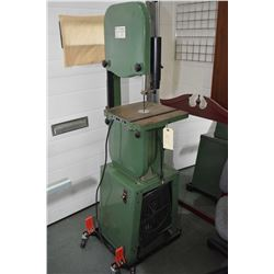 """House of Tools brand 14"""" wood cutting band saw WA-14M, note does not come with rolling stand"""