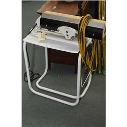 Vintage electric laundry mangle, working at time of cataloguing