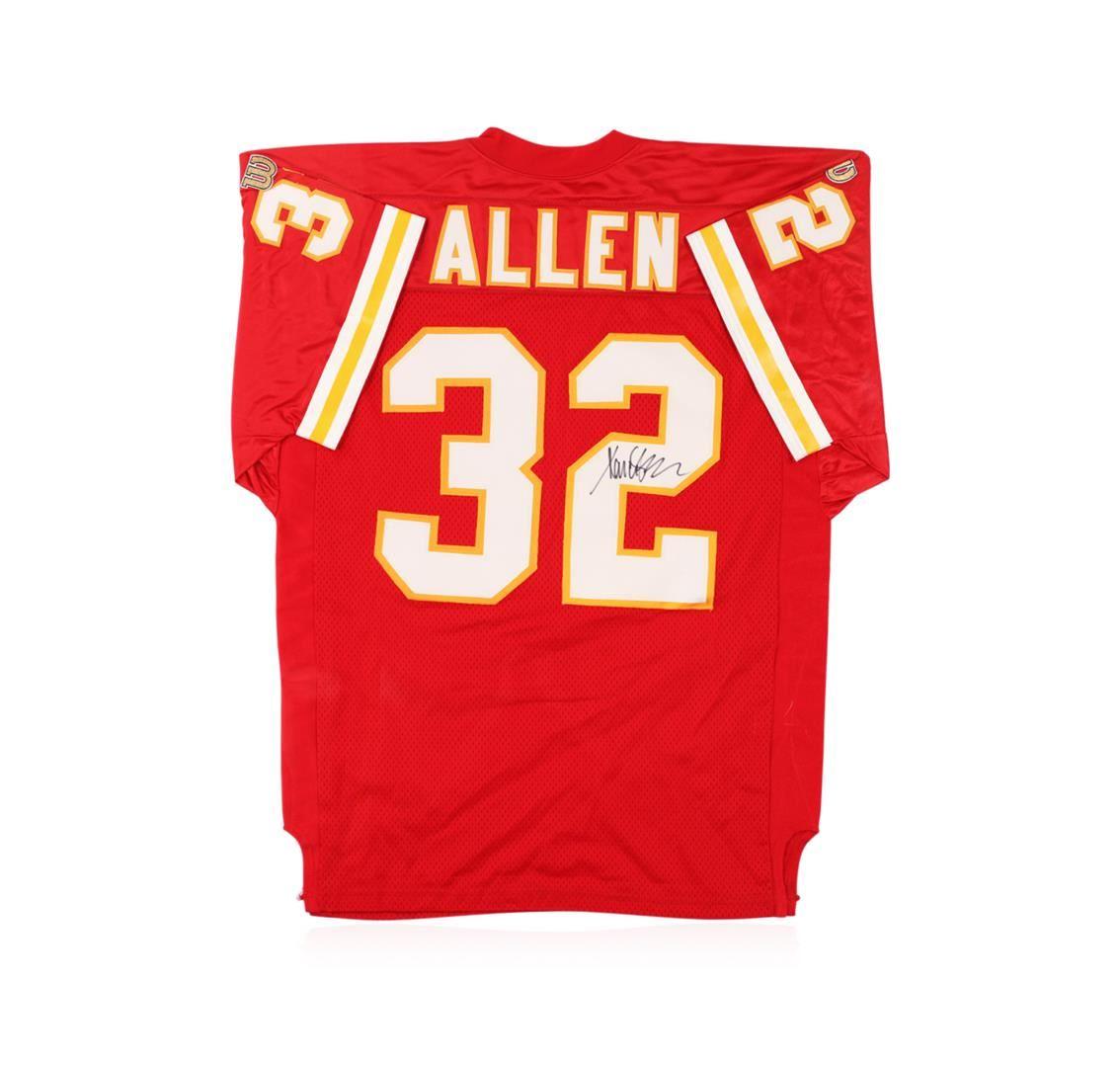 new style e87e4 e8e8d Kansas City Chiefs Marcus Allen Autographed Jersey
