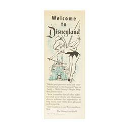 Pair of Early Disney Brochures.