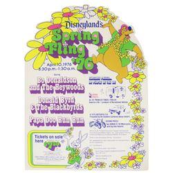 """Spring Fling '76"" Counter Display."