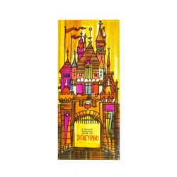 """A Kodak Camera Tour of Disneyland"" Brochure."