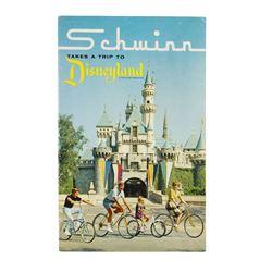 """Schwinn Takes a Trip to Disneyland"" Catalog."