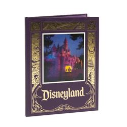 """Disneyland The First Thirty Years"" Hardcover Book."