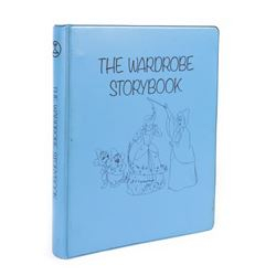 "Costume Division - ""The Wardrobe Storybook"" Binder."