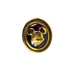 Disneyland Cast Member Service Award Pin.