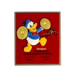 Disneyland Entertainment Division Service Award.
