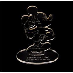 """Cast Member """"Disney Culture"""" Backstage Support Award."""