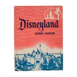 Disneyland Opening Year Song Album.