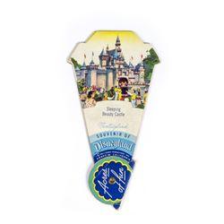 """Acres of Fun"" Souvenir Paper Fan."