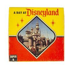 """A Day at Disneyland"" Super 8mm Souvenir Film."