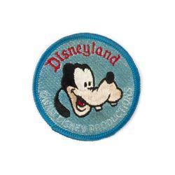 Walt Disney Productions Disneyland Goofy Patch.
