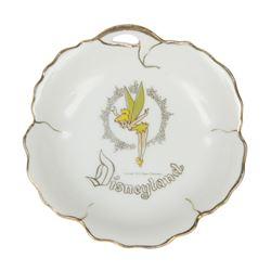 Eleanore Welborn Ceramic Tinker Bell Dish.