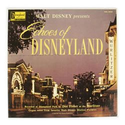 """Echoes of DIsneyland"" Record Performed in Main Street."