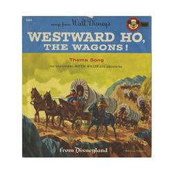"""Westward Ho, the Wagons!"" Disneyland Record."