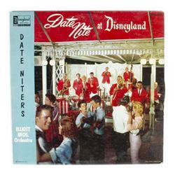 """Date Nite at Disneyland"" Elliott Bros. Record."