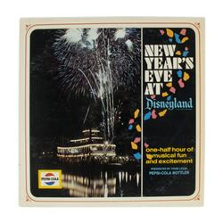 """New Year's Eve at Disneyland"" Promotional Record."