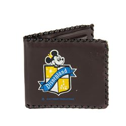 Disneyland Souvenir Child's Wallet.
