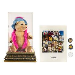 "Set of Disneyland ""Teddy Bear Classic"" Souvenirs."