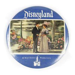 Disneyland 3-D Photo Button.