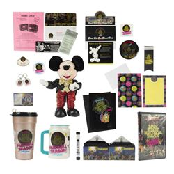 "Large ""Main Street Electrical Parade"" Collection."