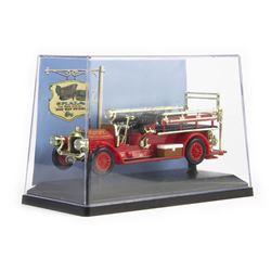 Disneyland Fire Truck Model in Case.