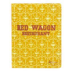 """Red Wagon Restaurant"" Dinner Menu."