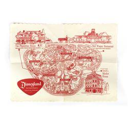 Swift's Restaurants Paper Placemat.