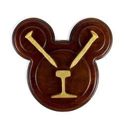 """Disneyland Railroad"" Engineer Retirement Award."