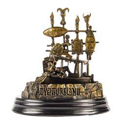Adventureland 50th Anniversary Figure by Larry Nikolai.
