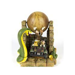 """Indiana Jones Adventure"" 10th Anniversary Figure."