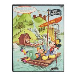Frontierland Frame-Tray Puzzle.