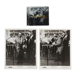 """Pair of Louis Armstrong """"Disneyland After Dark"""" Photos."""