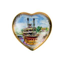 """Mark Twain"" Disneyland Trinket Box."