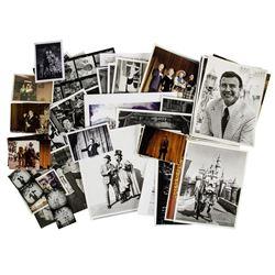 "Fulton Burley's ""Golden Horseshoe Revue"" Photo Archive."