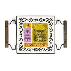 New Orleans Square Tile Tray.