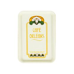 """""""Cafe Orleans"""" Tip Tray."""