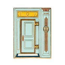"""Club 33"" Entrance Door Limited Edition Pin."