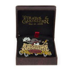 """Pirates of the Caribbean"" Disneyland Event Pin."