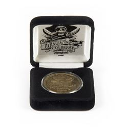 """""""Pirates of the Caribbean"""" Holographic Coin."""