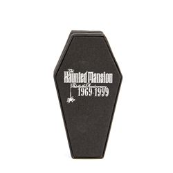 """""""Haunted Mansion"""" 30th Anniversary Coffin Pin."""