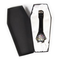 """Haunted Mansion Holiday"" Limited Edition Watch."