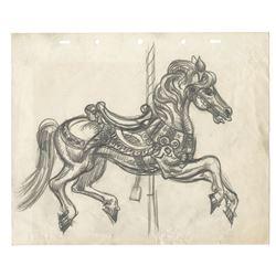 """King Arthur Carrousel"" Development Photo & Drawing."