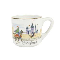 Fantasyland Jousting Coffee Cup.