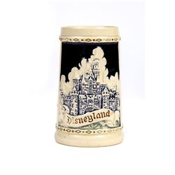 Disneyland Ceramic German Stein.