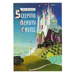 """Walt Disney's Sleeping Beauty Castle"" Guidebook."
